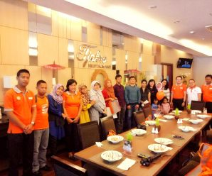 Blogger Gathering dengan SAS Hospitality di Hotel Tjokro Klaten